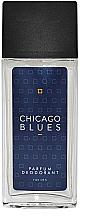 Düfte, Parfümerie und Kosmetik Vittorio Bellucci Chicago Blues - Parfümiertes Deodorant