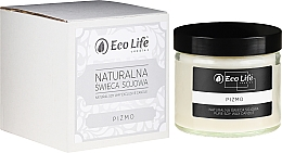 Düfte, Parfümerie und Kosmetik Soja-Duftkerze Musk - Eco Life Soy Wax Candles