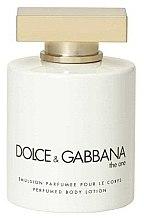 Düfte, Parfümerie und Kosmetik Dolce & Gabbana The One - Körperlotion