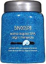 Düfte, Parfümerie und Kosmetik Badesalz mit Algen und Mineralien - BingoSpa Bath Salt With Algae And Minerals