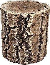 Düfte, Parfümerie und Kosmetik Duftkerze 11,5x13 cm Brauner Stumpf - Artman Stump