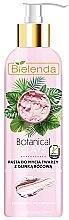 Düfte, Parfümerie und Kosmetik Regenerierende Reinigungspaste für das Gesicht mit rosa Ton für trockene und dehydrierte Haut - Bielenda Botanical Clays Vegan Face Wash Paste Pink Clay