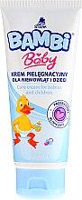 Düfte, Parfümerie und Kosmetik Pflegende und feuchtigkeitsspendende Creme für Babys und Kinder - Pollena Savona Bambi Cream
