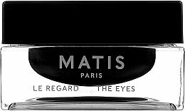 Düfte, Parfümerie und Kosmetik Feuchtigkeitsspendende und straffende Anti-Aging Augencreme mit Kaviar - Matis Reponse Caviar The Eyes
