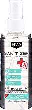 Düfte, Parfümerie und Kosmetik Antibakterielles Desinfektionsspray für Hände, Kosmetikzubehör und andere Oberflächen mit D-Panthenol und Aloe Vera - Hean Antibacterial Spray