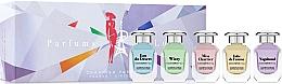 Düfte, Parfümerie und Kosmetik Charrier Parfums Parfums De Luxe - Duftset (Eau de Parfum 12mlx5)