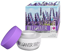 Düfte, Parfümerie und Kosmetik Tagescreme für das Gesicht mit Lavendelöl für normale bis Mischhaut - Nature of Agiva Flower Day Cream For Normal to Mixed Skin