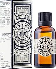Düfte, Parfümerie und Kosmetik Rasieröl - Dear Barber Shave Oil