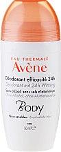 Düfte, Parfümerie und Kosmetik Deo Roll-on für empfindliche Haut - Avene Eau Thermale 24H Deodorant