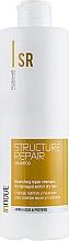 Düfte, Parfümerie und Kosmetik Nährendes und regenerierendes Shampoo für strapaziertes und trockenes Haar - Kosswell Professional Innove Structure Repair Shampoo
