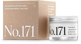 Düfte, Parfümerie und Kosmetik Nährende und feuchtigkeitsspendende Gesichtscreme für müde Haut - Make Me Bio Receptura 171