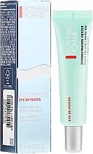 Düfte, Parfümerie und Kosmetik Erfrischendes Augengel mit kühlendem Sofort-Effekt - Biotherm Homme Aquapower Eye De-Puffer (Tester)
