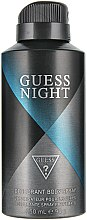Düfte, Parfümerie und Kosmetik Guess Guess Night - Deospray