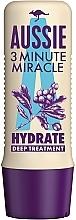 Düfte, Parfümerie und Kosmetik Feuchtigkeitsspendende Haarspülung für trockenes Haar mit australischem Macadamianussöl - Aussie 3 Minute Miracle Moisture Deep Treatment