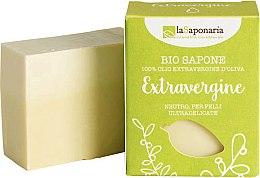 Düfte, Parfümerie und Kosmetik Bio Olivenöl-Seife für sensible & problematische Haut - La Saponaria Bio Sapone