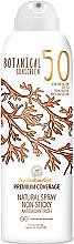 Düfte, Parfümerie und Kosmetik Natürliches Sonnenschutzspray für den Körper SPF 50 - Australian Gold Botanical Premium Coverage Natural Spray Spf50