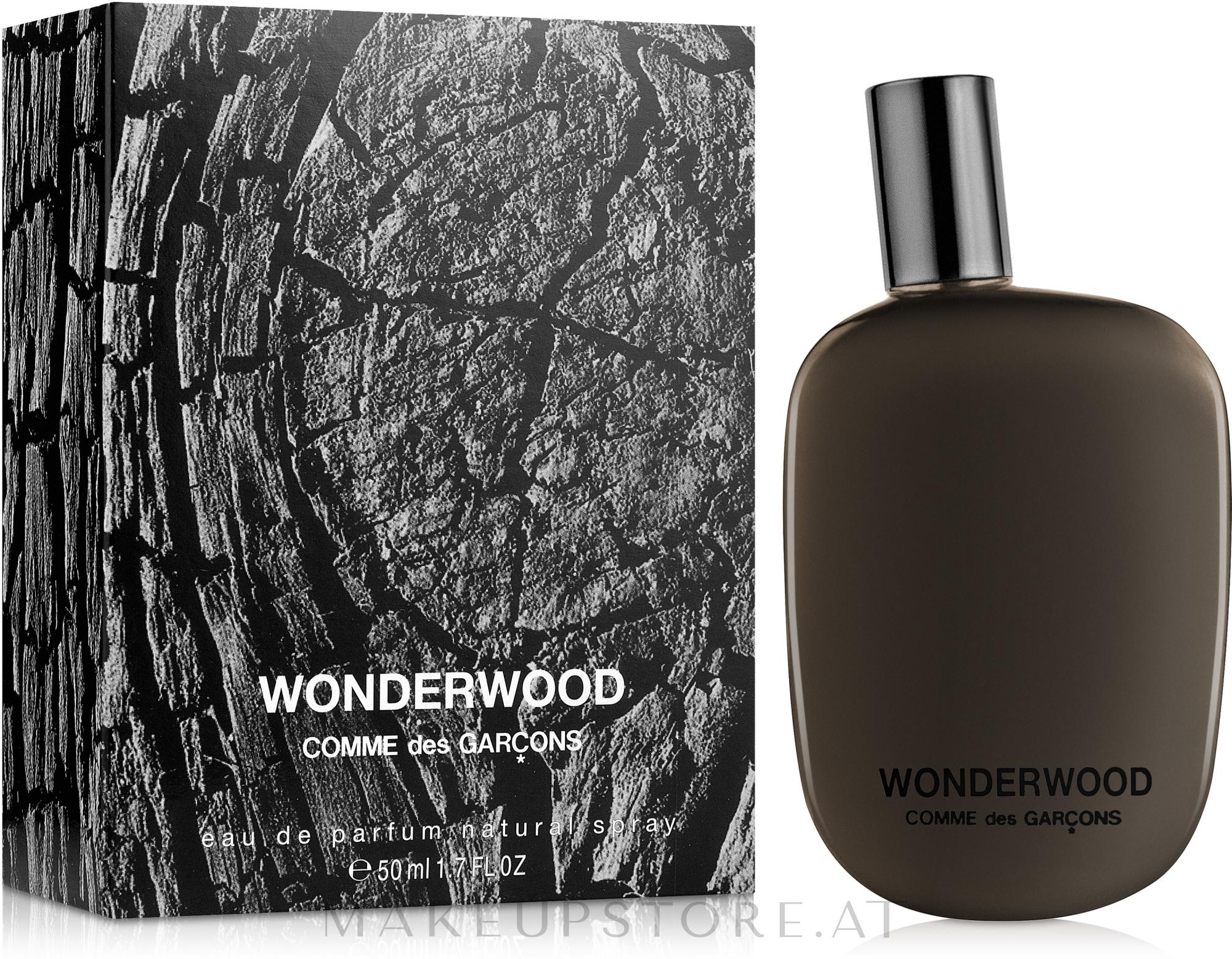 Comme des Garcons Wonderwood - Eau de Parfum — Bild 50 ml