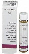 Düfte, Parfümerie und Kosmetik Erfrischendes Badeöl mit Salbei (Mini) - Dr. Hauschka Sage Purifying Bath Essence