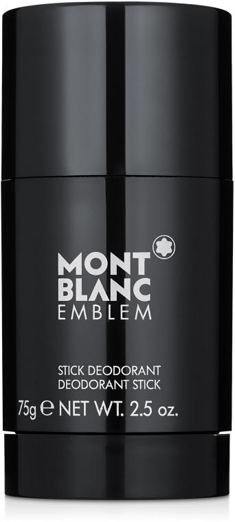 Montblanc Emblem - Deodorant Stick für Männer — Bild N1