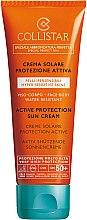 Düfte, Parfümerie und Kosmetik Aktiv schützende Sonnencreme - Active Protection Sun Cream Face Body SPF 50+