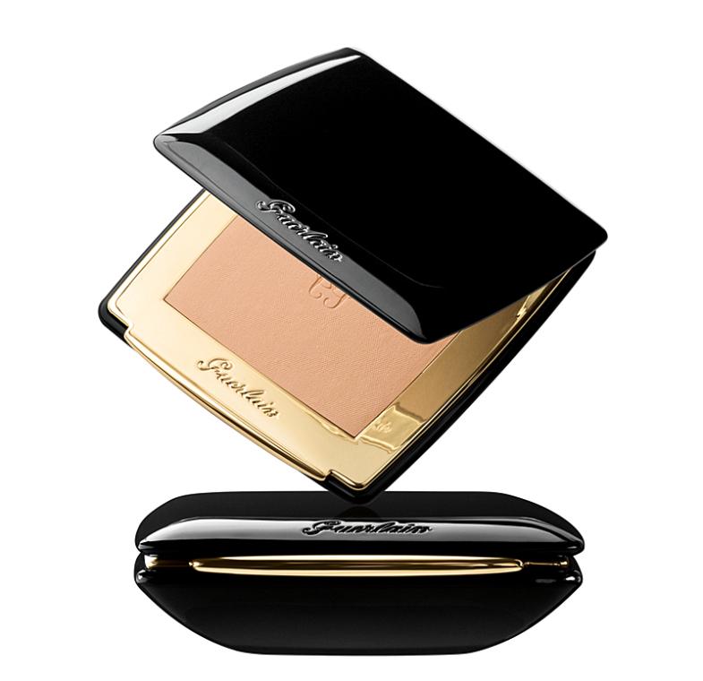 Verjüngende Kompaktgrundierung für mehr Strahlkraft mit Kollagen LSF 10 - Guerlain Parure Gold Rejuvenating Compact Powder Foundation SPF10 PA ++ — Bild N2