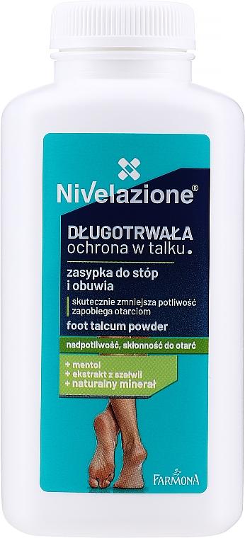 Fußpuder - Farmona Nivelazione Foot Talcum Powder