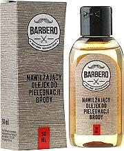 Düfte, Parfümerie und Kosmetik Feuchtigkeitsspendendes Bartöl - Barbero Beard Care Moisturizing Oil