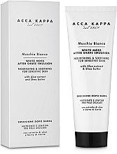 Düfte, Parfümerie und Kosmetik After Shave Emulsion - Acca Kappa White Moss After Shave Emulsion