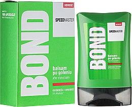 Düfte, Parfümerie und Kosmetik Beruhigender After Shave Balsam - Bond Speedmaster After Shave Balm