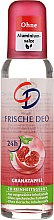 Düfte, Parfümerie und Kosmetik Erfrischendes Deospray mit Granatapfelextrakt - CD Deo