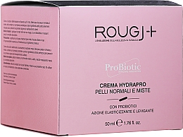 Düfte, Parfümerie und Kosmetik Probiotische Gesichtscreme - Rougj+ ProBiotic Crema Hydrapro