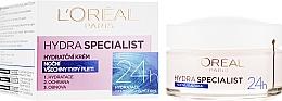 """Düfte, Parfümerie und Kosmetik Repair & Feuchtigkeitsspendende Nachtcreme """"Trio Active"""" - L'Oreal Paris Triple Active"""