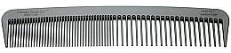 Düfte, Parfümerie und Kosmetik Haarkamm №6 - Chicago Comb Co CHICA-6-CF Model № 6 Carbon Fiber