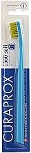 Düfte, Parfümerie und Kosmetik Zahnbürste weich CS 1560 blau-hellgrün - Curaprox