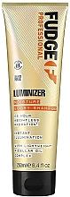 Düfte, Parfümerie und Kosmetik Feuchtigkeitsspendendes und farbschützendes Shampoo für strapaziertes und gefärbtes Haar - Fudge Luminizer Moisture Boost Shampoo
