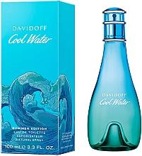 Düfte, Parfümerie und Kosmetik Davidoff Cool Water Woman Summer 2019 - Eau de Toilette
