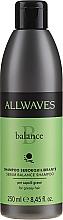 Düfte, Parfümerie und Kosmetik Regulierendes Shampoo für fettiges Haar mit Brennnesselextrakt - Allwaves Balance Sebum Balancing Shampoo