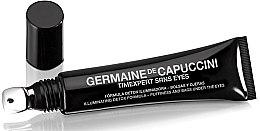 Düfte, Parfümerie und Kosmetik Creme-Gel für die Augenpartie gegen dunkle Ringe - Germaine de Capuccini Timexpert SRNS Eyes Illuminating Detox Formula