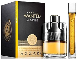 Düfte, Parfümerie und Kosmetik Azzaro Wanted By Night - Duftset (Eau de Parfum 100ml + Eau de Parfum 15ml)