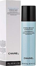 Konzentriertes Feuchtigkeitsspray für das Gesicht - Chanel Hydra Beauty Essence Mist — Bild N1