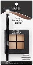 Düfte, Parfümerie und Kosmetik Augenbrauen Make-up - Ardell Brow Perfecting Palette