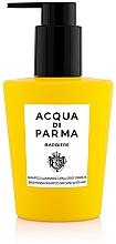 Düfte, Parfümerie und Kosmetik Aufhellendes Shampoo gegen Gelbstich für weißes und graues Haar - Acqua Di Parma Barbiere Brightening Shampoo White and Grey Hair