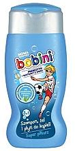 """Düfte, Parfümerie und Kosmetik 3 in 1 Shampoo, Duschgel und Schaumbad """"Super Fußballspieler"""" - Bobini"""