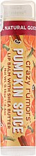 Düfte, Parfümerie und Kosmetik Lippenbalsam mit Sheabutter Pumpkin Spice - Crazy Rumors Pumpkin Spice Lip Balm