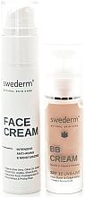 Düfte, Parfümerie und Kosmetik Gesichtspflegeset - Swederm (BB Creme 30ml + Gesichtscreme 50ml)