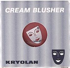 Düfte, Parfümerie und Kosmetik Creme-Rouge - Kryolan Cream Blusher