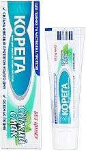 Zahnprothesen-Fixiercreme mit erfrischendem Geschmack - Corega — Bild N4