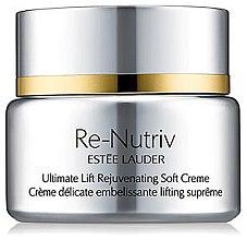 Düfte, Parfümerie und Kosmetik Sanfte verjüngende und nährende Gesichtscreme mit Lifting-Effekt - Estée Lauder Re-Nutriv Rejuvenating Soft Creme