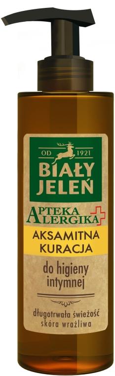 Gel für die Intimhygiene - Bialy Jelen Apteka Alergika