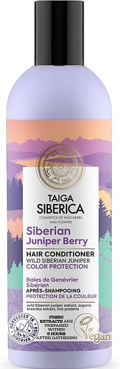 Farbschützende Haarspülung - Natura Siberica Doctor Taiga Siberian Juniper Berry Hair Conditioner